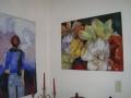 Gemälde: Blumen