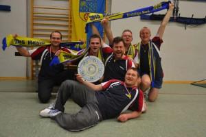 Bild KSV Meistermannschaft