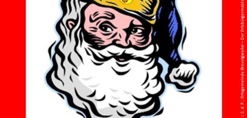 Der Nikolaus kommt! 06.12.2018