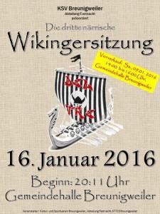 Plakat ohne Müller