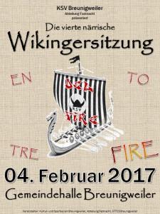 Wikingersitzung 2017 FIRE