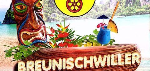 """1. Breunischwiller """"Hawaii""""-Kerb – am 2. Wochenende im Oktober ( 06.-10.10.2017)"""