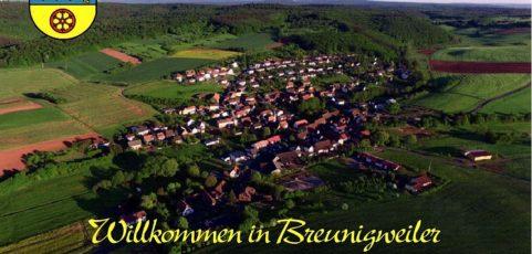 Einladung zum Neujahrsempfang der Ortsgemeinde Breunigweiler – Samstag, 05.01.2019